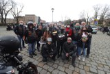 Tak święcili pokarmy motocykliści z Inowrocławia - Wielkanoc 2021. Zdjęcia