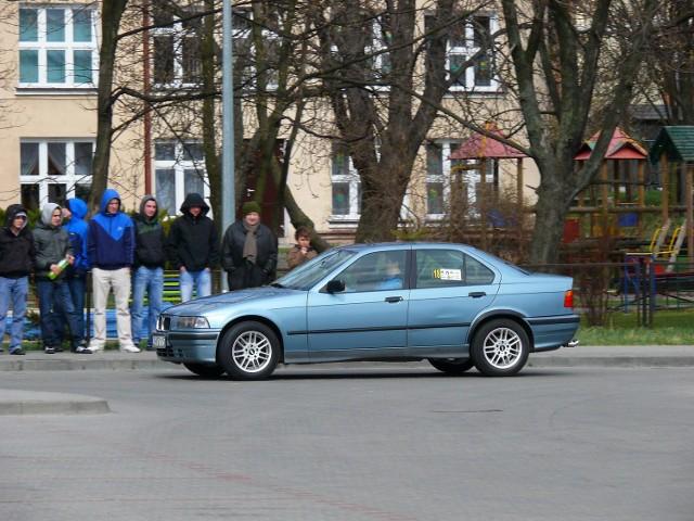Samochodowa Liga Debiutantów - runda 2