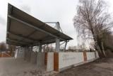 Trwa modernizacja stadionu Gryfa Słupsk przy ul. Zielonej [ZDJĘCIA]