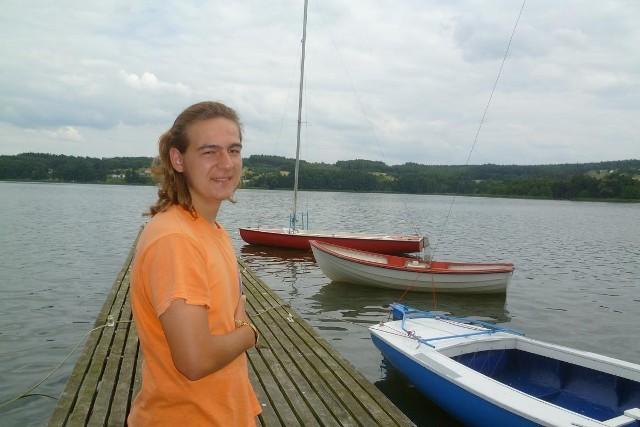Sebastian Radke po raz pierwszy ratował tonącego