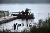 Są wyniki sekcji zwłok 24-latka, który utopił się w jeziorze Chotkowskim. Był pijany