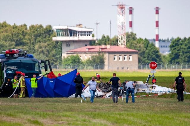 W 2020 roku awionetka spadła na lotnisku w Bydgoszczy, dwie osoby zginęły. Państwowa Komisja Badania Wypadków Lotniczych podała przyczynę tragicznego wypadku