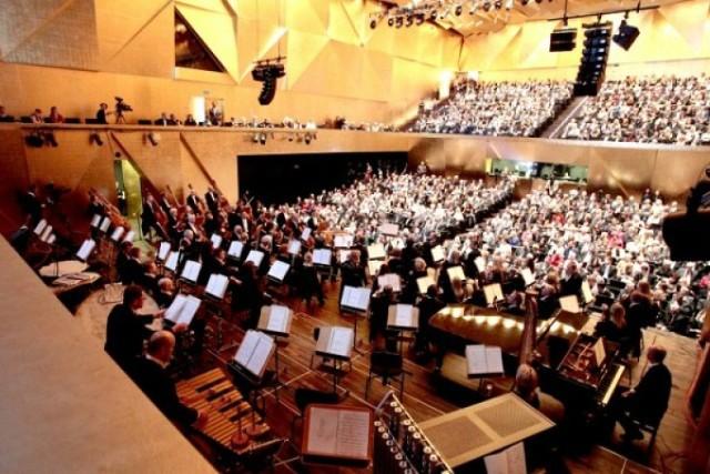 Jednym z obiektów 25-lecia jest nowa filharmonia
