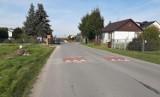 Na ul. Jagiellońskiej w Kraśniku pojawiły się progi zwalniające