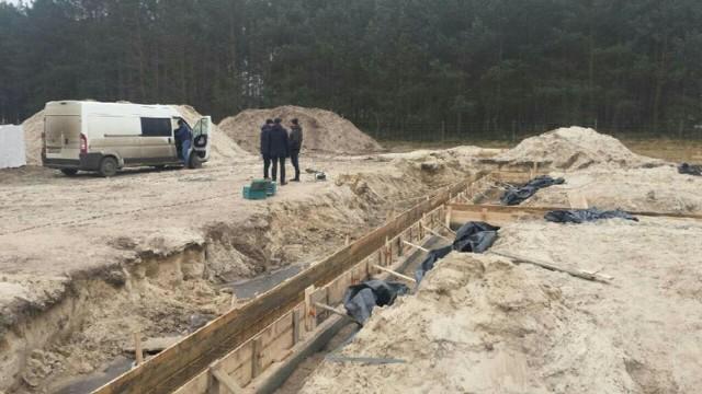 Budowa świetlicy wiejskiej w Klamrach już ruszyła. Miejsce spotkań dla mieszkańców kosztować będzie około 700 tys. złotych