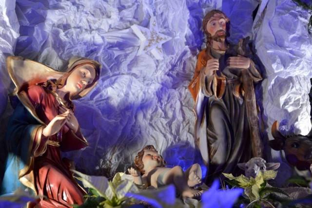 Szopki bożonarodzeniowe w Międzychodzie