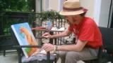 Tarnogórskie zabytki są inspiracją dla artystów