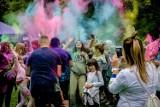 Święto kolorów Holi w Szczawnie-Zdroju (ZDJĘCIA)