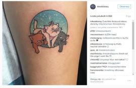 Kochasz Bajki Disneya Pomysły Na Tatuaż Które Cię Zachwycą
