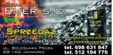 Skład Opału EMER - sprzedaż hurtowa i detaliczna