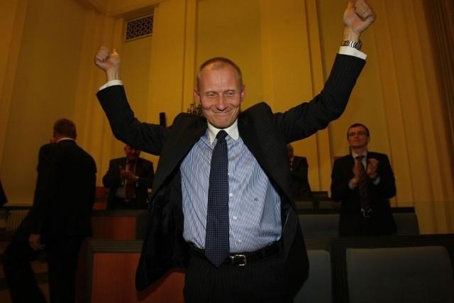 Rafał Jurkowlaniec: wojewoda został marszałkiem