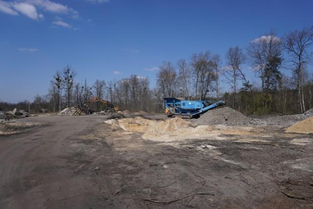 Budowa nowej drogi łączącej ulice Fabryczną i Boczną ma się zakończyć za kilka miesięcy.