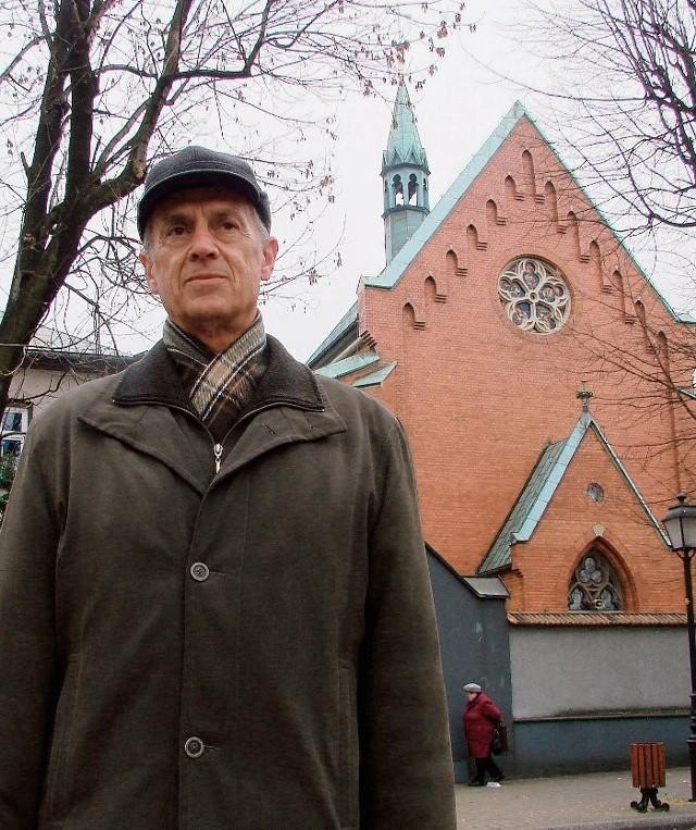 Janusz Kapciński drży o oświęcimski klasztor serafitek