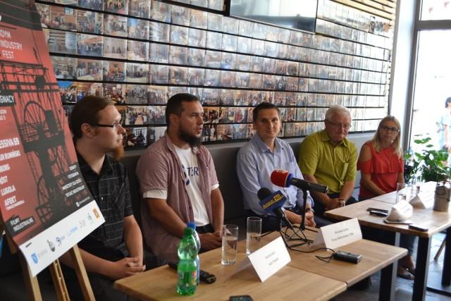 Festiwal w Rybniku: sztuka industrialna