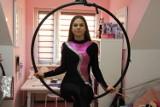 Julia Wojciechowska - podniebna akrobatka z Bytomia, która odniosła sukces w Europie
