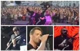 Dni Skwierzyny 2019: zobacz zdjęcia z sobotnich koncertów: The Postman, Future Folk, Kombii [ZDJĘCIA]