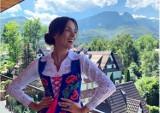 Jak mieszka Paulina Karpiel-Bułecka? Ma piękny dom z widokiem na Tatry. Zobacz ZDJĘCIA