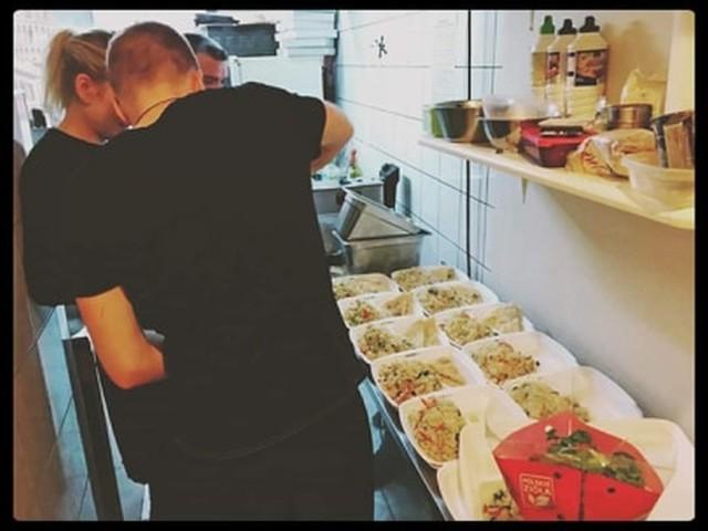 Pizze z Mariano Italiano w ramach akcji #gastropomaga