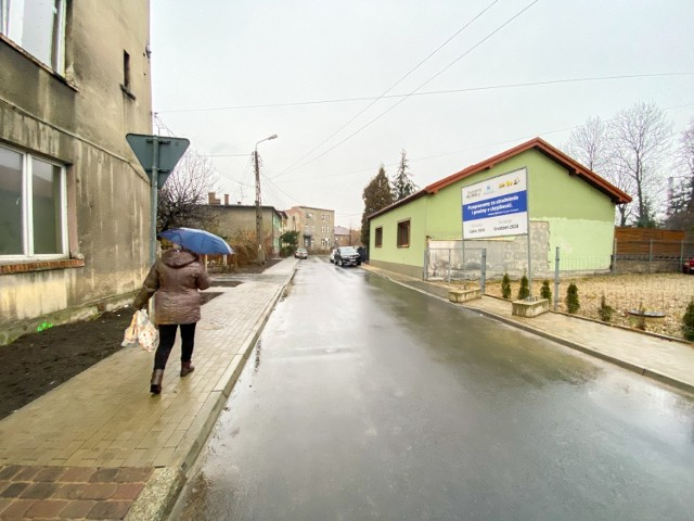 Bezpieczniej jest teraz także na ulicy Gdańskiej w Sosnowcu.