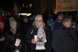 """""""Kneblowanie sądów to rozwód z Europą"""". Protest przed Sądem Okręgowym w Katowicach ZDJĘCIA"""