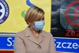 Prezes Anna Złotowska chce odejść ze szpitala w Szczecinku [zdjęcia]