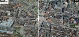 Rynek w Katowicach na zdjęciach Google Earth. Zobaczcie, jak się zmieniał na przestrzeni lat