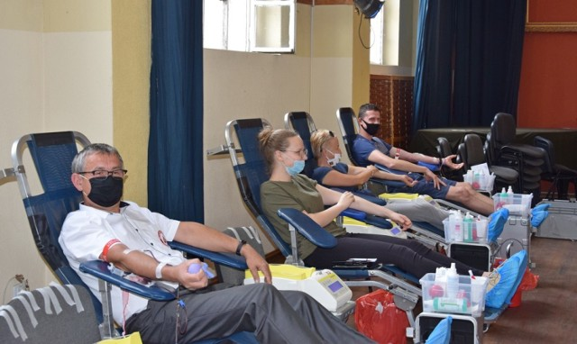 Na krwiodawców zawsze można liczyć. Nie potrzebują specjalnych apeli, dzielą się tym co najcenniejsze - ofiarują swoją krew krew dla ratowania zdrowia i życia drugiego człowieka.