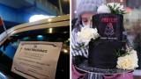 Rzeszów: chcą zniesienia obostrzeń pandemicznych. Protest branży weselnej i taksówkarzy