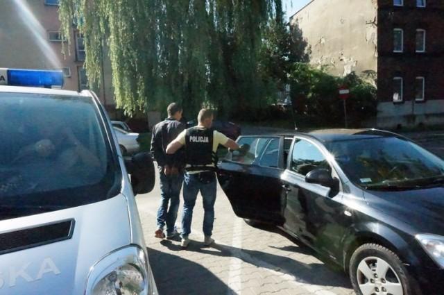 Wypadek w Zabrzu na ul. Bytomskiej. Zatrzymano sprawcę