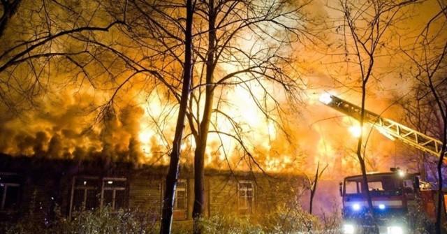 W 2012 doszło do pożaru.
