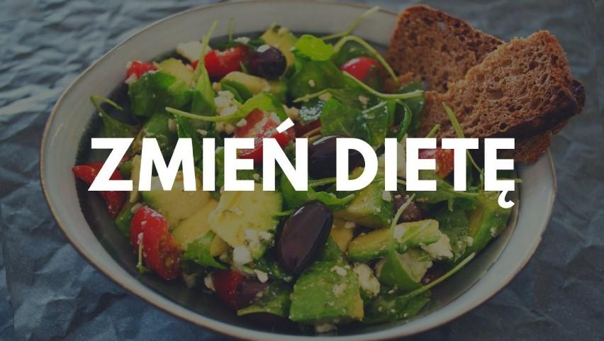 Jeśli twoja dieta pozostawia wiele do życzenia, jej zmiana...