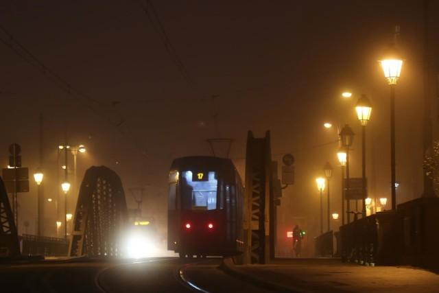 23.10.2019 wroclaw wroclaw mgla ostrow tumski mosty mlynskie gazeta wroclawska pawe£ relikowski / polskapress