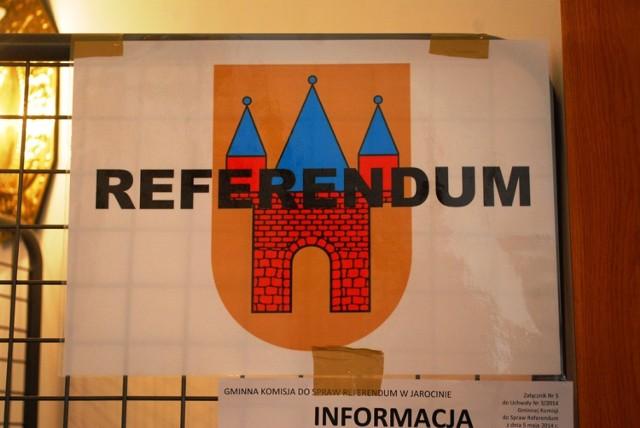 Referendum w Jarocinie: Mieszkańcy nie chcą przejazdu przez rynek