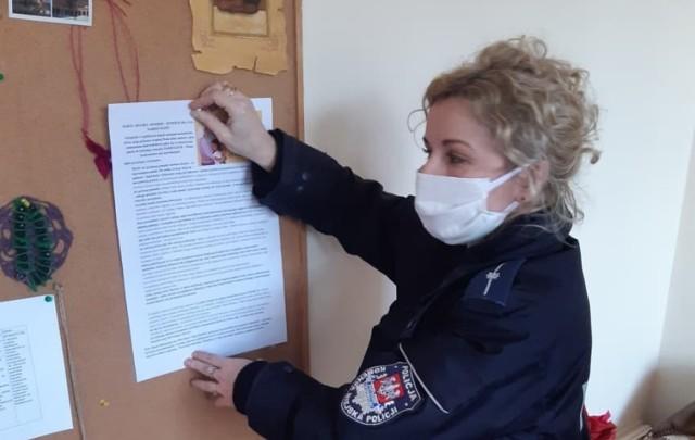 Policja w Piotrkowie apeluje: Chrońmy Babcie i Dziadków nie tylko od święta