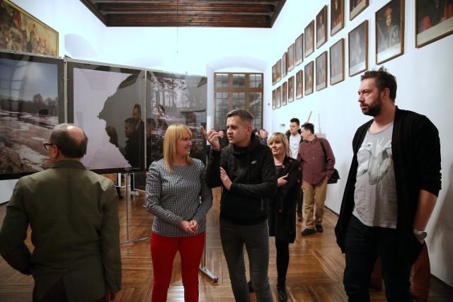 Wystawa w muzeum w Piotrkowie