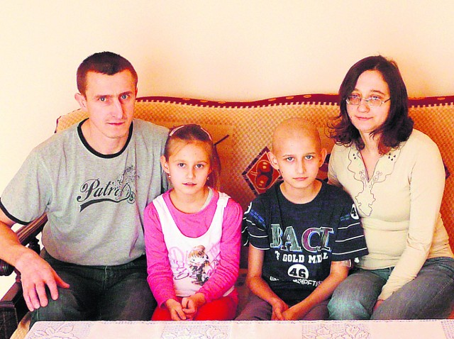 Rodzina oraz sam Kamil Motak mocno wierzą, że po długich poszukiwaniach, w końcu uda się znaleźć dawcę szpiku