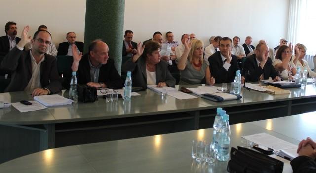 Rada miasta Chełm podjęła uchwałę o udzieleniu absolutorium prezydent Agacie Fisz.