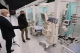 Katowicki szpital tymczasowy w MCK ma działać do końca maja. A co ze szpitalem covidowym w Pyrzowicach?