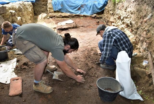 Krakowscy archeolodzy od ponad miesiąca pracują na wzgórzu zamkowym. Badają przeszłość nowosądeckiego zamku