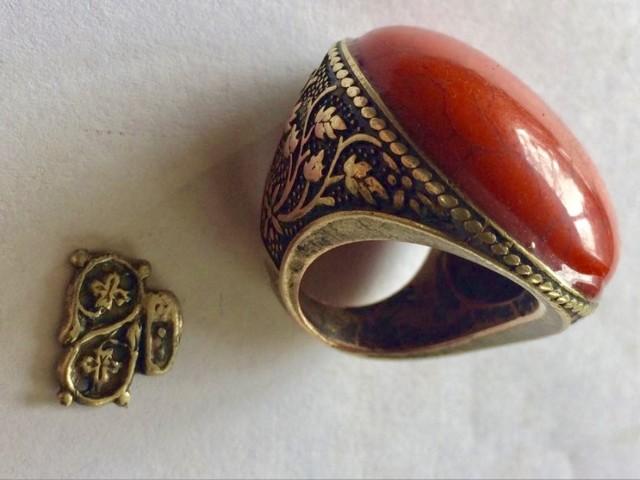 Pierścień i najnowsze znaleziska ze Starego Sącza