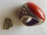 Stary Sącz. Łowcy tajemnic ukrytych pod ziemią znaleźli pierścień. Badania archeologiczne rozwiały wątpliwości o jego pochodzeniu [ZDJĘCIA]