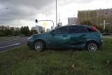 Wypadek w Stalowej Woli. Zderzyły się dwa samochody [ZDJĘCIA]