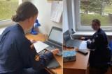 """Gdynia: """"Podchorki dają korki"""". Akcja studentów Akademii Marynarki Wojennej"""