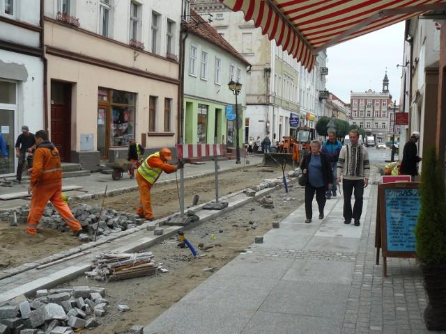 Rewitalizacja centrum Krotoszyna
