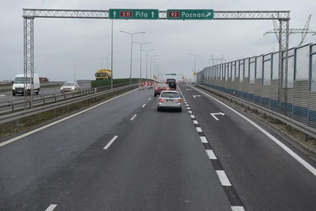 Północno-wschodnia obwodnica Poznania ma połączyć trasy S11 oraz drogę krajową 92 lub drogę ekspresową S5.