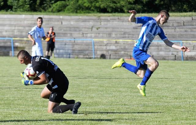 W meczu piłki nożnej V ligi Goplania Inowrocław zremisowała z Gopłem Kruszwica 1:1