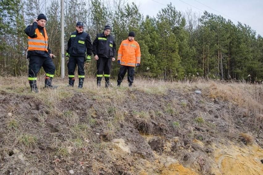 Szeroko zakrojone poszukiwania Grażyny Kuliszewskiej koło Borzęcina nie przyniosły rezultatu. Wyjaśnianie sprawy trwa