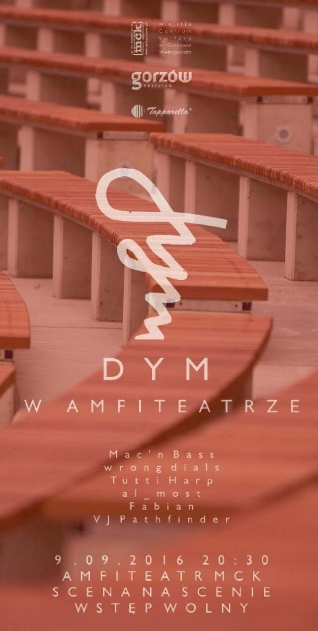 DYM - koncert w ramach cyklu Scena na Scenie
