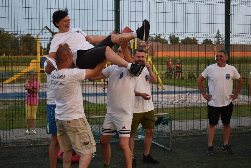 Gminny Turniej Piłki Nożnej Sołectw połączony z festynem rodzinnym