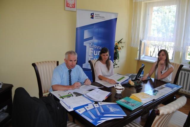 -Mieszkańcy są głównie zainteresowani możliwościami dotacji na otwarcie i rozwój działalności – informuje Janusz Kołodziejski z LPI wGrudziądzu.